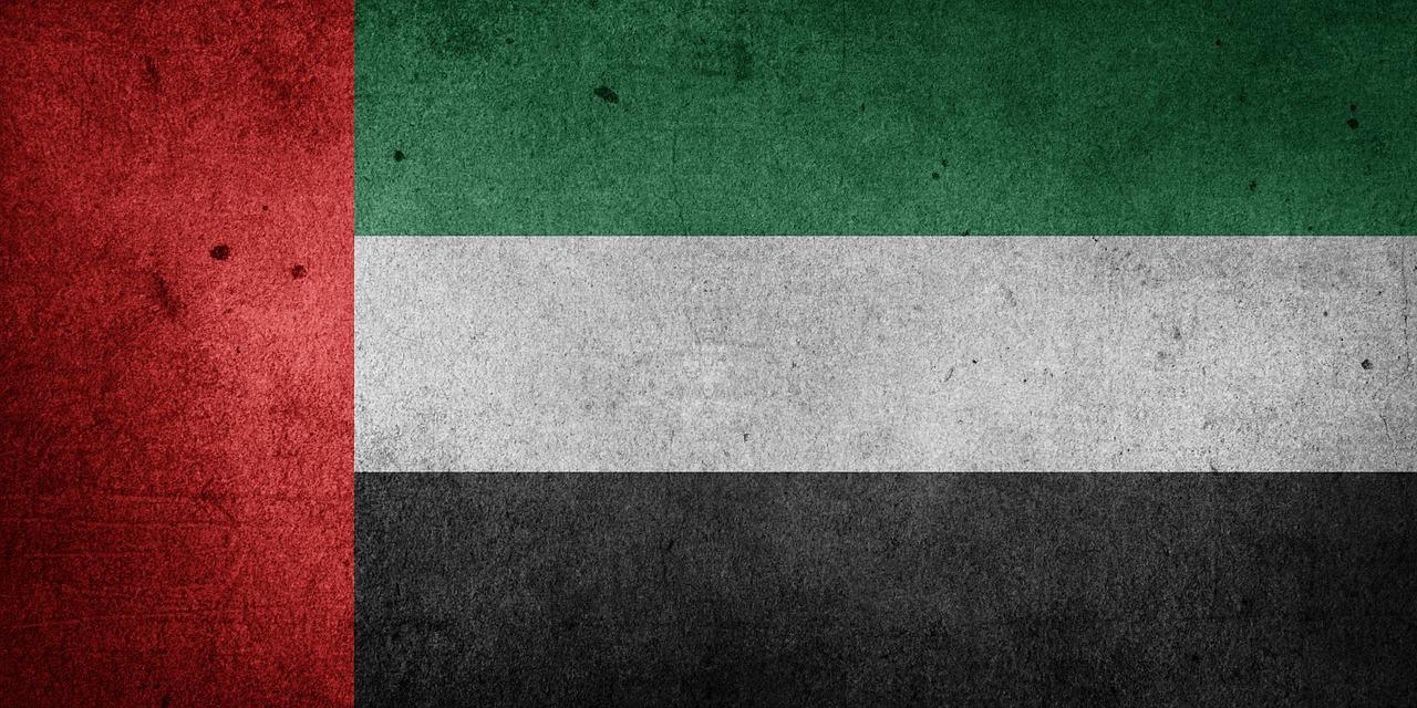 דגל איחוד האמירויות